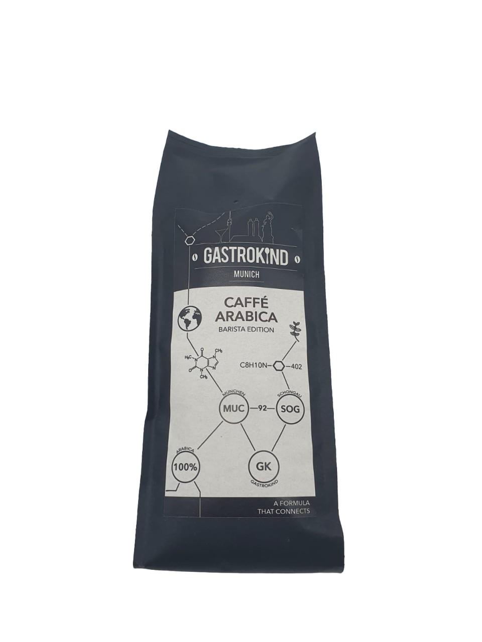 Gastrokind Caffé Arabica Barista Edition 500 g Bohne