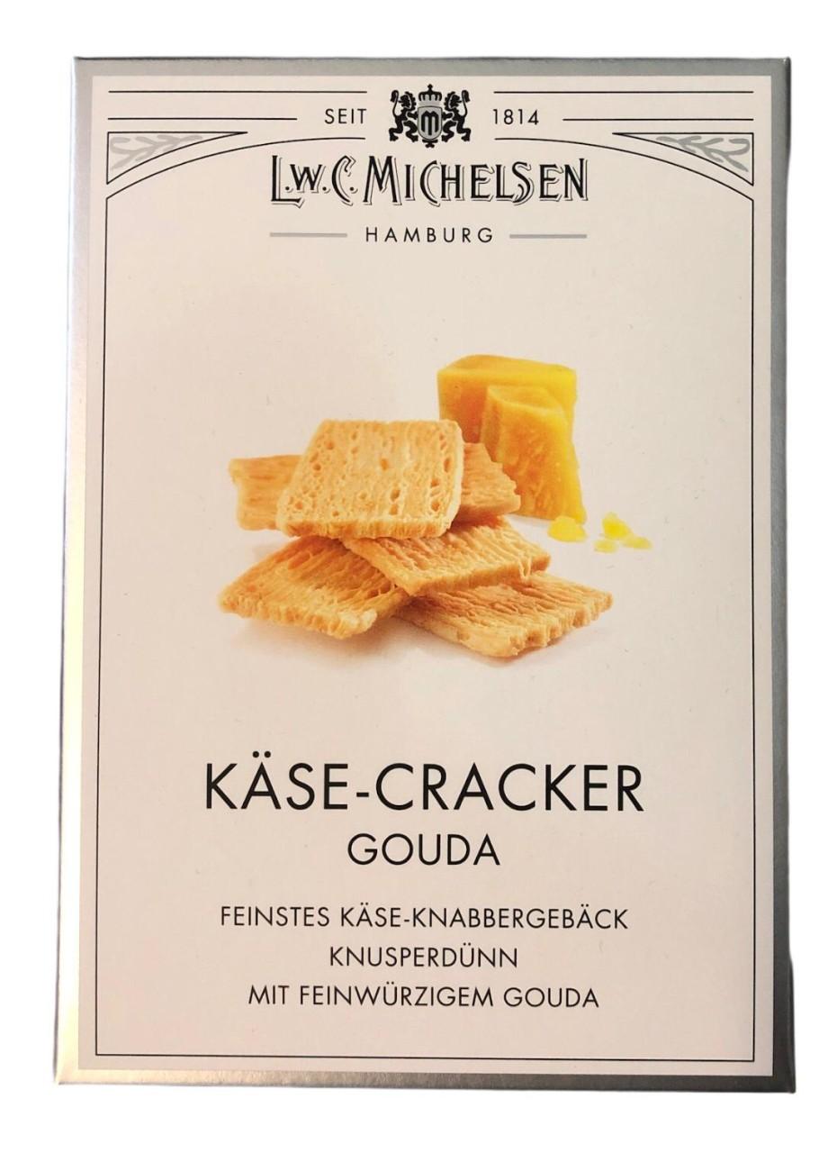 L.W.C. Michelsen Käse-Cracker Gauda 68g