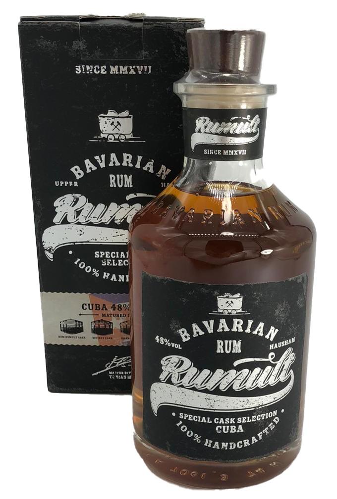 Rumult Special Cask Selection Cuba