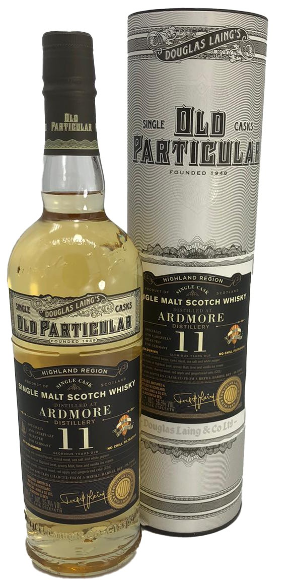 Old Particular Ardmore 11 YO Single Malt