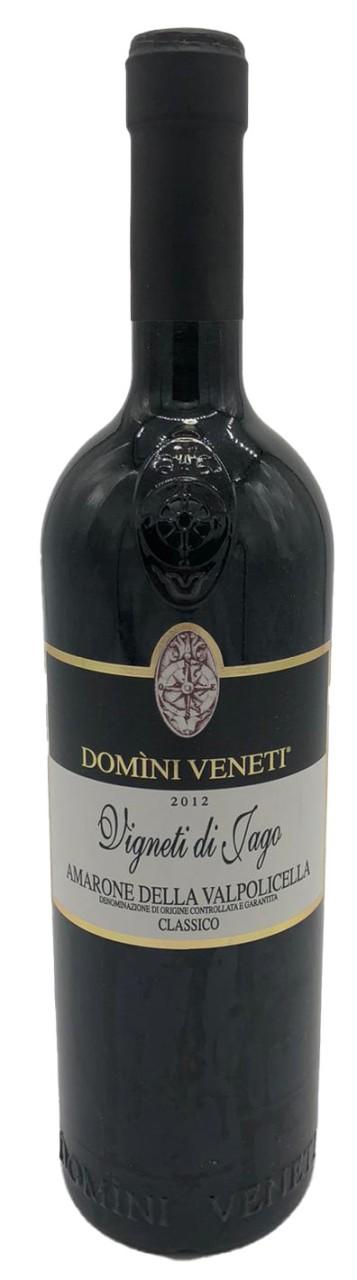 Domini Veneti Vigneti di Jago Amarone Rotwein trocken 2012