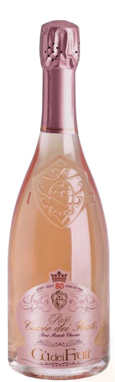 Ca dei Frati Rosé Cuvée dei Frati brut Metodo Classico 0,75