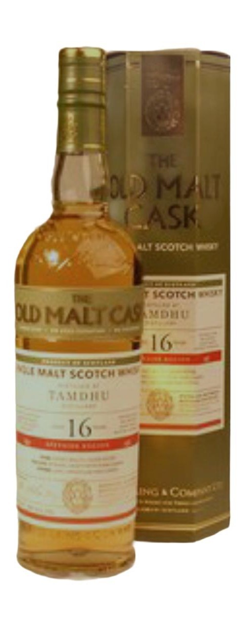 The Old Malt Cask Tamdhu 16 Years