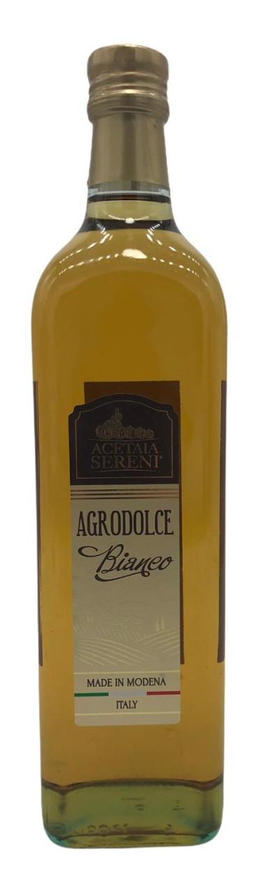 Acetaia Sereni Agrodolce Bianco White Label 1 l