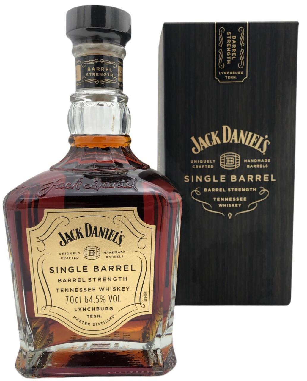 Jack Daniel's Single Barrel Strength 64,5% vol.