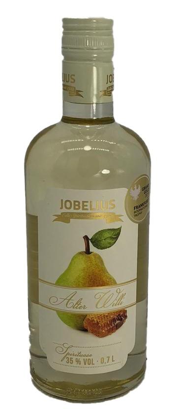 Jobelius Alter Willi Spirituose