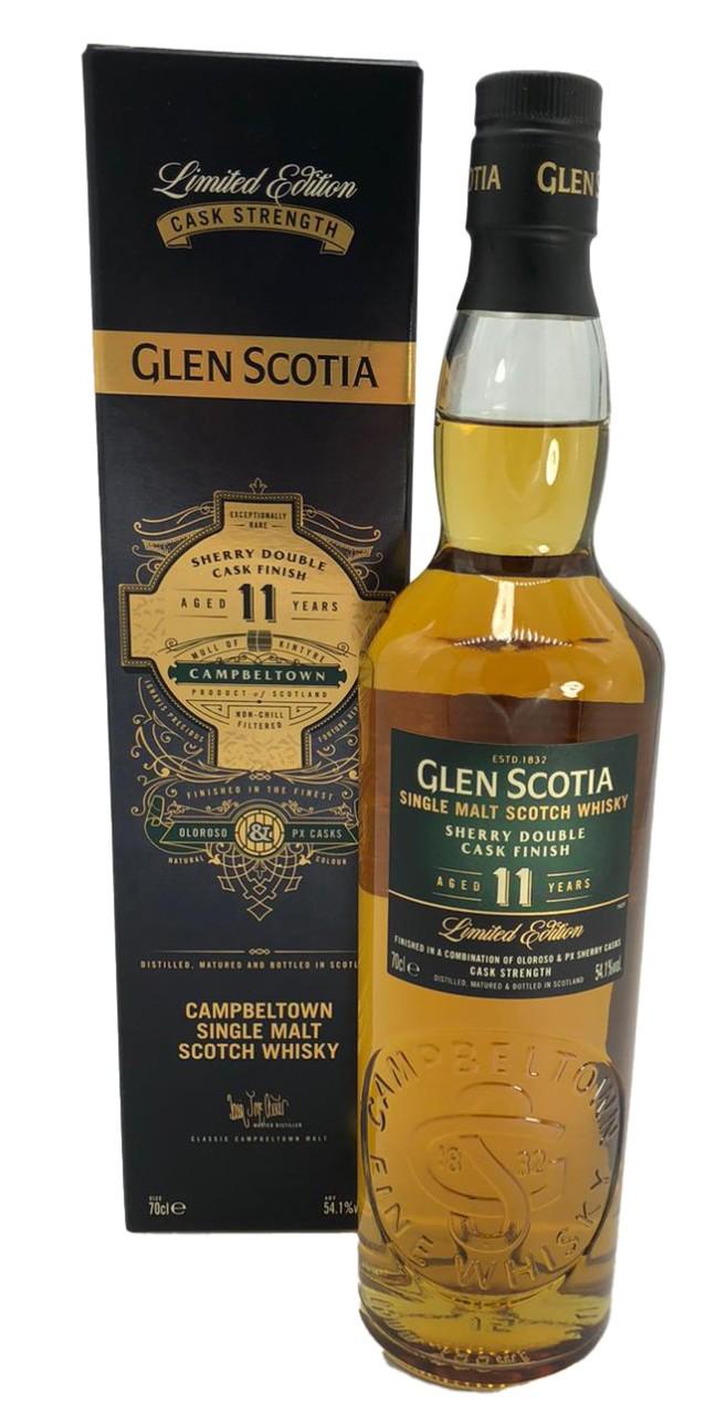 Glen Scotia 11 YO Double Campbeltown Single Malt