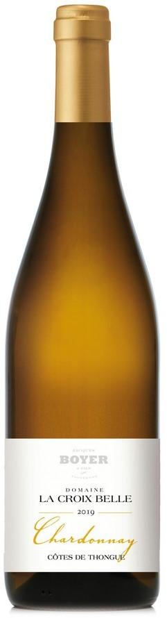La Croix Belle Chardonnay Weißwein trocken 2019